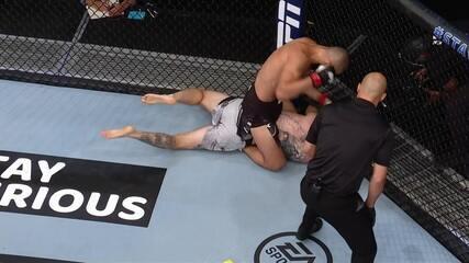 Melhores Momentos Khamzat Chimaev x Rhys McKee no UFC Whittaker x Till