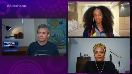 Djamila Ribeiro reflete sobre o racismo velado no Brasil