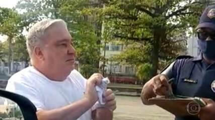 Desembargador que humilhou guarda em Santos já foi acusado de agressões verbais e física