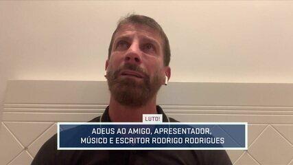 Pedrinho ressalta as qualidades de Rodrigo Rodrigues