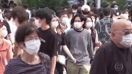 Casos de coronavírus voltam a bater recorde na Ásia