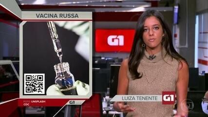 G1 em 1 Minuto: São Paulo ultrapassa 22 mil mortes e 500 mil casos