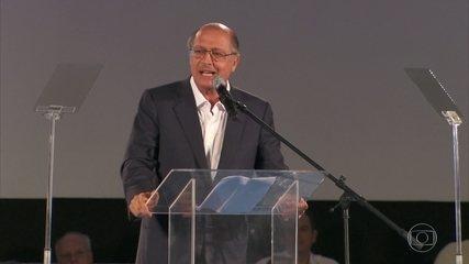 Justiça eleitoral acolhe denúncia contra Alckmin por lavagem de dinheiro e corrupção