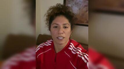 Cristiane e Andressa Alves apoiam atleta mirim após desabafo sobre bullying