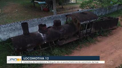 Locomotiva 12 - segundo episódio