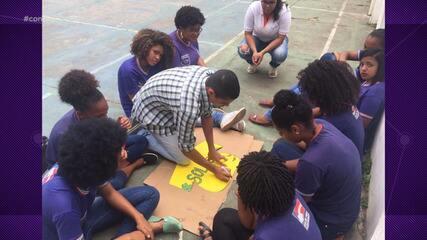 Conheça o projeto Sinergia Solar, que aproveita a energia do sol em escolas públicas