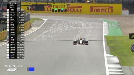 Hamilton e Bottas travam boa briga no Q1