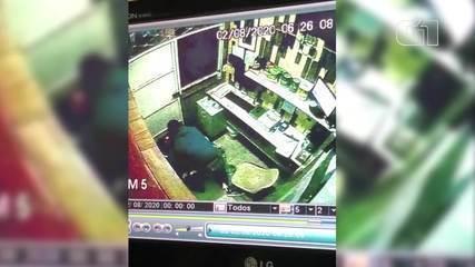 Funcionária de motel é agredida por suspeitos de roubo, em Belo Horizonte