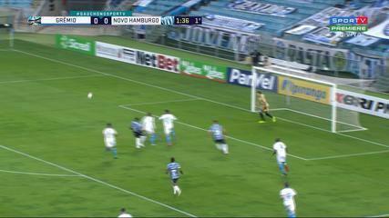 Confira os melhores momentos de Grêmio 4x3 Novo Hamburgo pelo Campeonato Gaúcho