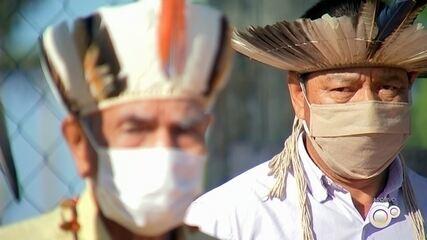 Tribo indígena de Avaí confirma primeiro caso de Covid-19