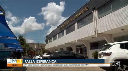 PF desarticula esquema de compra de respiradores em cidades do interior do Maranhão