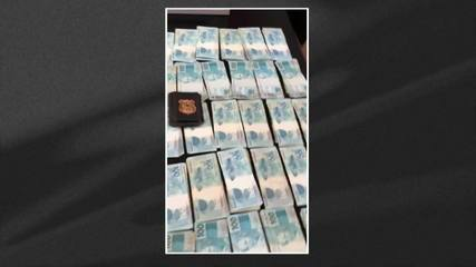 Em Ponto: PF apreende R$ 50 mil em cédulas na casa de Baldy em Brasília