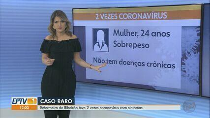 Enfermeira do HC de Ribeirão Preto tem reinfecção de Covid-19, dizem médicos