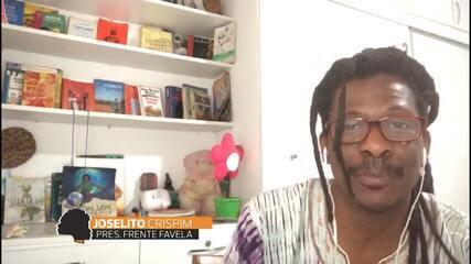 Joselito Crispim fala sobre o racismo