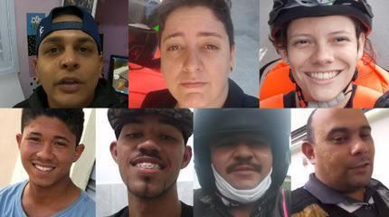 Motoboys e entregadores na pandemia: como é a rotina no delivery