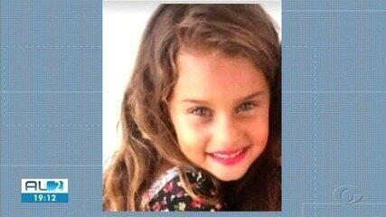 Corpo da menina que morreu depois de ter sido estuprada será enterrado neste sábado