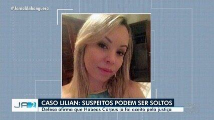 Suspeitos de matar Lilian de Oliveira podem ser soltos, em Goiás