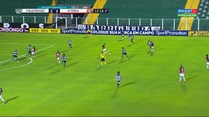 Assista aos melhores momentos de Figueirense 0 x 0 Vitória pela 2ª rodada da Série B