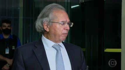 Guedes diz que 'furar' teto de gastos é caminho para impeachment de Bolsonaro