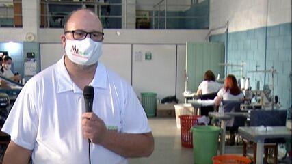 Empresas investem na fabricação de máscaras que prometem combater o coronavírus