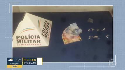 Adolescentes são apreendidos suspeitos de tráfico de drogas em BH e Lagoa Santa