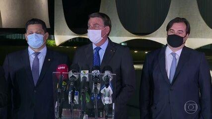 Bolsonaro diz que governo respeitará o teto de gastos
