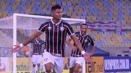 Melhores momentos: Fluminense 1 x 1 Palmeiras, pela 2ª rodada do Brasileirão