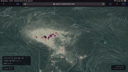 Trigueiro sobre queimadas: 'O que a gente está vendo hoje no Brasil tende a piorar'