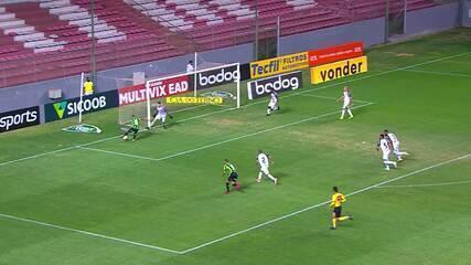 Os gols de América-MG 1 x 1 Operário-PR, pela 3ª rodada da Série B 2020