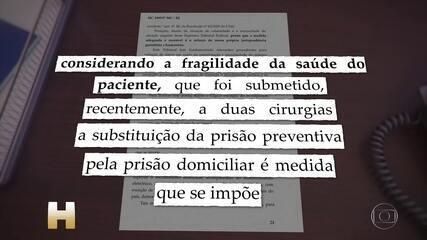Gilmar Mendes concede habeas corpus para restaurar prisão domiciliar de Queiroz e mulher