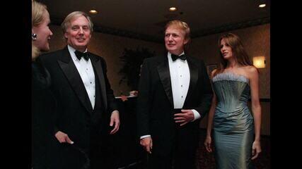 Robert Trump, irmão do presidente Donald Trump, morre aos 71 nos EUA