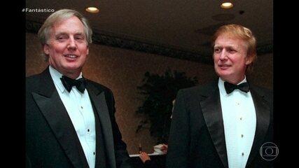 Morre o irmão mais novo do presidente Donald Trump