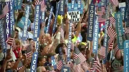 Convenção do Partido Democrata anuncia Joe Biden para disputar a presidência dos EUA