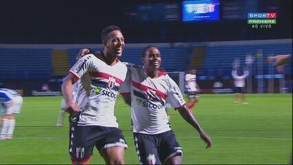 Melhores momentos de Avaí 0 x 1 Botafogo-SP, pela 4ª rodada da Série B