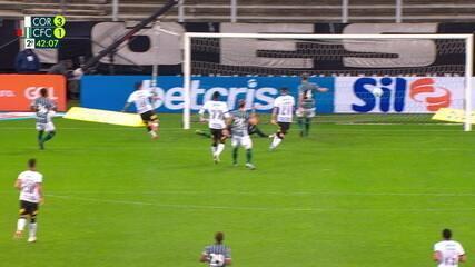 Melhores momentos: Corinthians 3 x 1 Coritiba pela 4ª rodada do Brasileirão 2020