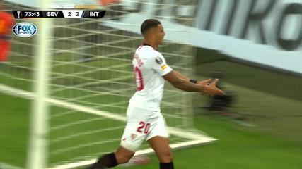 Melhores momentos: Sevilla 3 x 2 Inter de Milão, pela final da Liga Europa