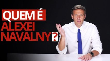 Quem é Alexei Navalny?