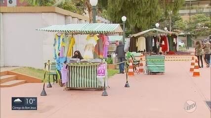 Tradicionais feiras de artesanato retomam as atividades em Poços de Caldas