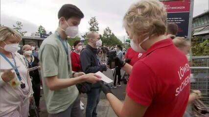 Covid-19: experimento na Alemanha investiga riscos de eventos fechados com público