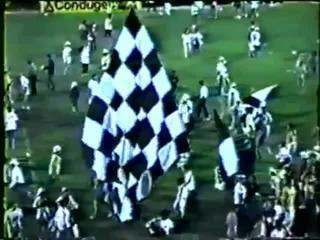 Bragantino comemora a conquista do Campeonato Paulista de 1990