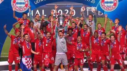 Melhores momentos: Paris Saint-Germain 0 x 1 Bayern de Munique pela final da Champions