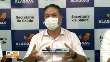 Governador de Alagoas anuncia avanço para fase amarela no Sertão