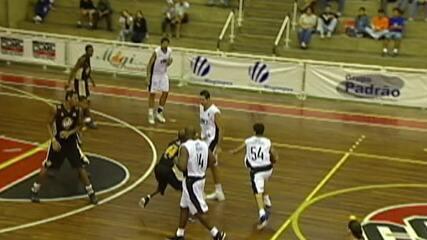 Baú do Esporte: Paulinho Boracini relembra início de carreira no basquete de Mogi
