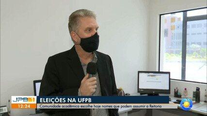Eleições para reitoria da UFPB acontecem nesta quarta-feira (22)