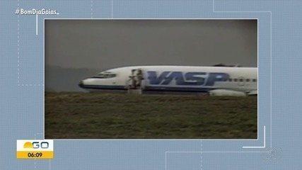 Morre piloto que foi comandante de voo sequestrado em 1988, em Goiânia