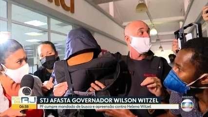 Delação de Edmar Santos ajudou no processo contra Wilson Witzel