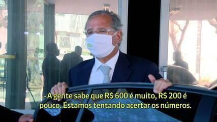 Equipe econômica busca alternativa para viabilizar o Renda Brasil