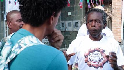 Programa mostra a turma do Samba Duro Junino, que preserva a tradição do movimento