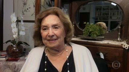 Aos 86 anos, Eva Wilma relembra momentos marcantes de sua carreira