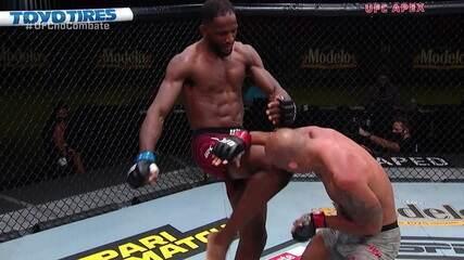 Melhores momentos de Robbie Lawler x Neil Magny no UFC: Smith x Rakic